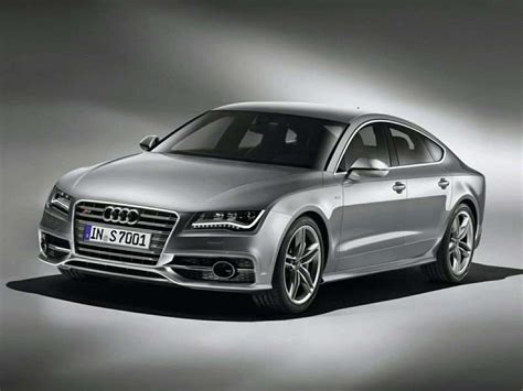 Audi S7 Colors by 2014 Audi S7 Pictures Including Interior And Exterior