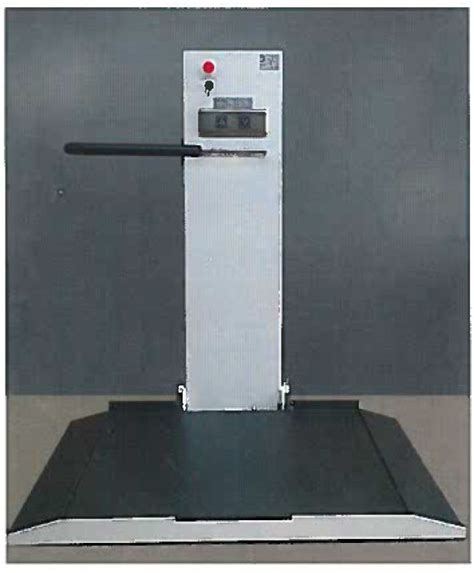 pedane elevatrici per disabili mini elevatore per disabili mini elevatori domestici