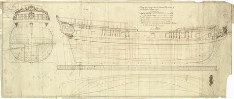 plan collection museum collection ship plans collection royal museums