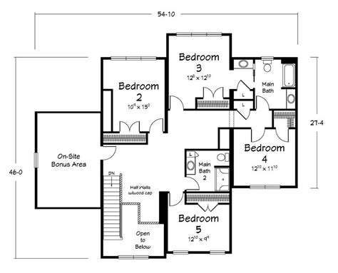 monticello second floor plan monticello floor plans second home fatare
