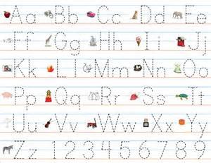 practice writing alphabet easily loving printable