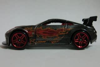 Fast And Furious Hotwheels Nissan 350z Th Diecast 350 Z my diecast collection my nissan 350z 1 64 wheels