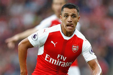 alexis sanchez contract extension arsenal to hand alexis sanchez two year contract worth 163