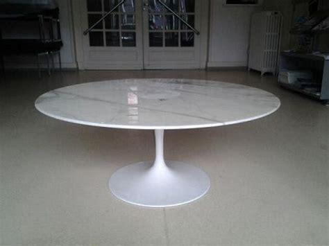 table basse knoll marbre table basse saarinen marbre prix le bois chez vous