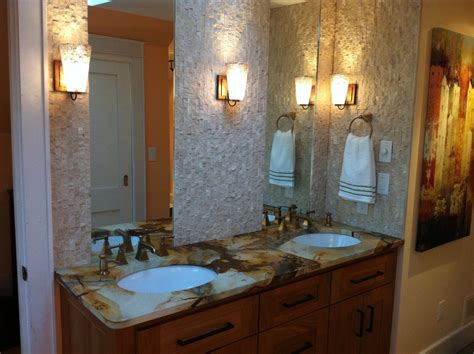 Bathroom Vanity Lights Ideas by Luxury Bathroom Lighting Vanity Ideas With Brown