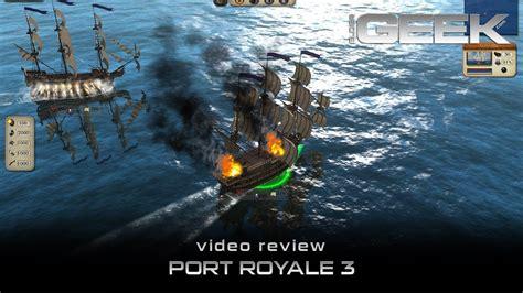 like port royale port royale 3 review