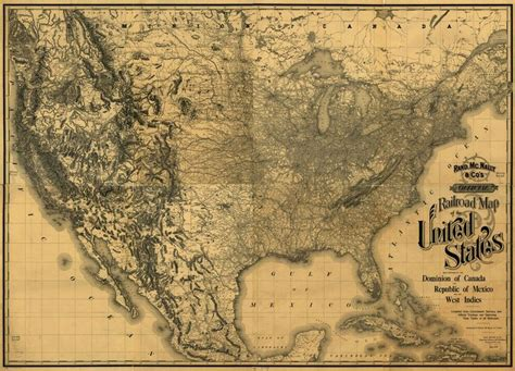 map of the united states railroads 519 best images about real railroads 1800 s on pinterest