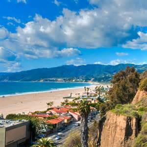 California Images View Of The Day Santa California Coastal Living