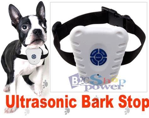 sounds only dogs can hear ultrasonic bark stop aid barking pet dogs quickly learn that their
