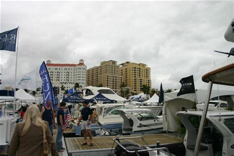 west palm beach boat show vendors palm beach boat show march 2007 downtown west palm beach