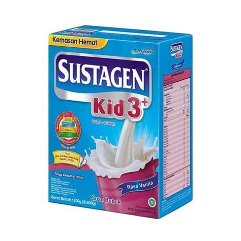 Nepel Besi 3 G Brand jual sustagen kid 3 vanila formula 1200 g harga kualitas terjamin blibli