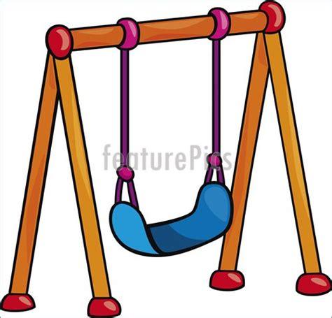 swings clip art swing illustration