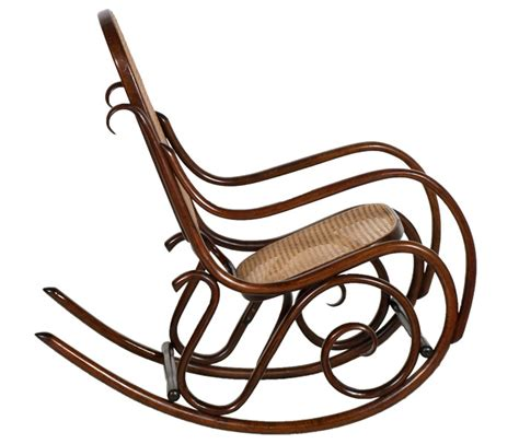 sedia a dondolo thonet la sedia a dondolo tiriordino