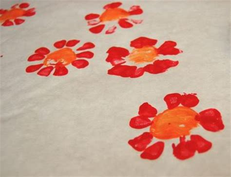 soda bottle flower painting kids crafts fabric painting think crafts by createforless