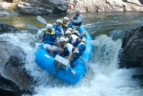 chattooga section 3 rafting chatooga river rafting america