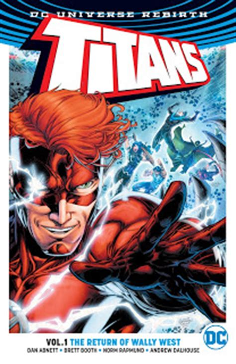vol 2 made in manhattan rebirth rebirth review vol 1 the return of wally west rebirth