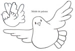 imagenes de palomas blancas para imprimir modelo de palomas dibujos de palomas recrear