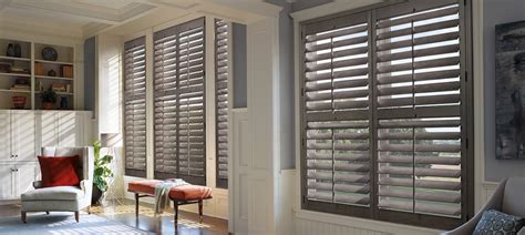 Long Barn California Shutters Amp Plantation Shutters Hunter Douglas