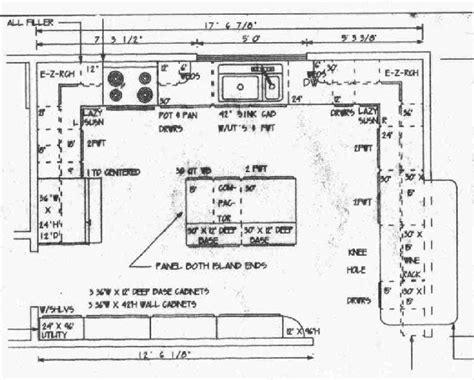 kitchen floorplan kitchen floor plans kitchen floor plans