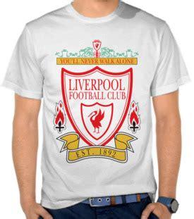 Kaos Liverpool Fc 1990s Logo jual kaos liverpool fc 1990s logo toko baju sepak bola