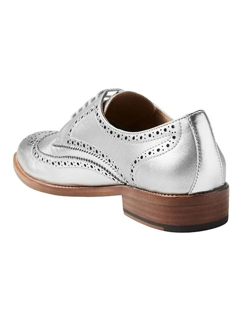 banana republic oxford shoes banana republic silver s shoes loafers oxfords