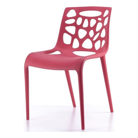 Funky Dining Chair Plastic Funky Designer Dining Chair From Fusion Living