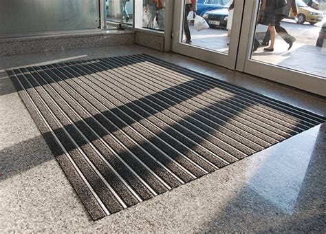 Entrance Matting Six Wheels Or Six Coba Europe