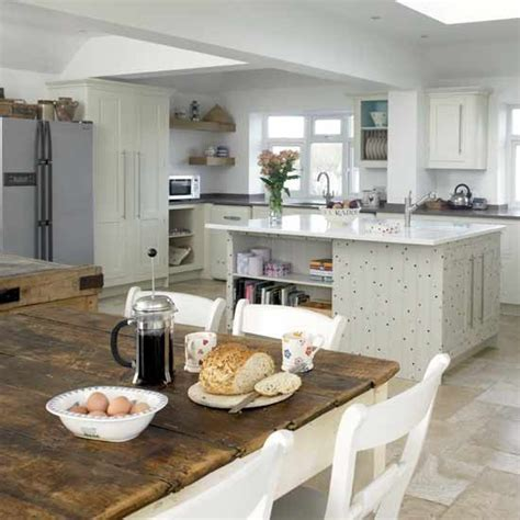 kitchen diner ideas light and spacious kitchen diner kitchen diners image housetohome co uk