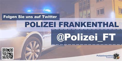 santander bank ludwigshafen pol pdlu frankenthal pfalz verkehrsunfall mit