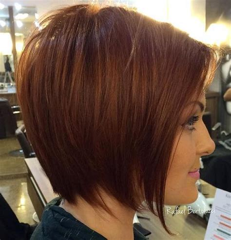 medium bob with undercut hair 50 beautiful and convenient medium bob hairstyles thin