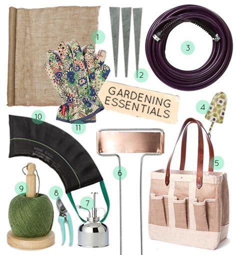 Garden Essentials Garden Essentials Issue Of Garden Apartminty Fresh