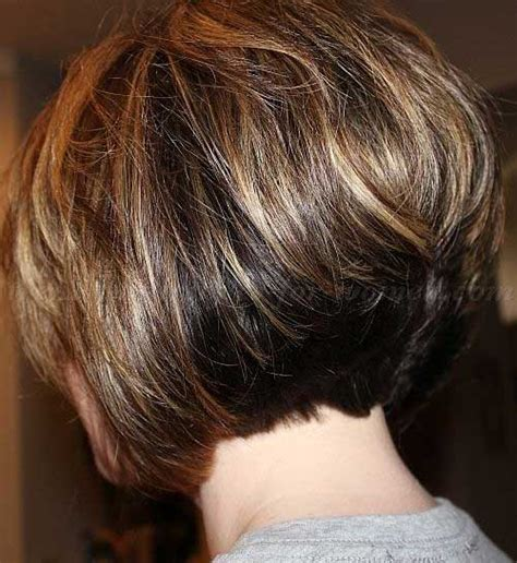 short stacked layered bob haircut photos 25 best layered bob pictures bob hairstyles 2017 short