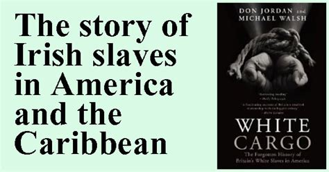 cargo books thousands of sold as slaves ireland calling