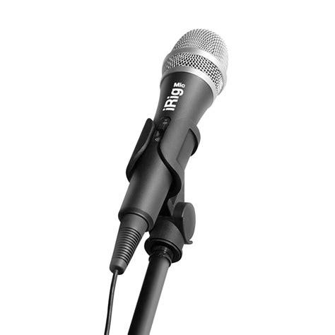 Irig Mic Ik Multimedia Original ik multimedia irig mic