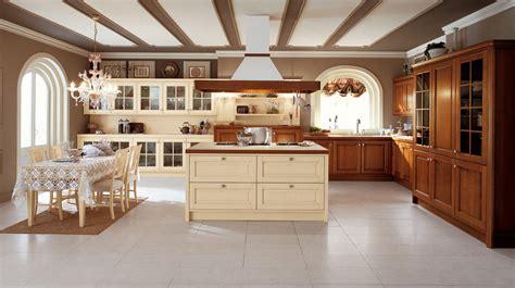 cucine classiche con isola arredo cucine
