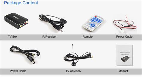 Vorlage Kündigung Cablecom Digital Tv External Dvb T Tv Tuner Digital Empf 228 Nger Dvb T Box F 252 R Autoradio Navigation