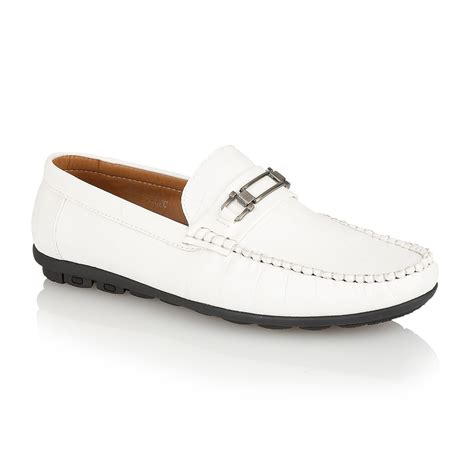 designer loafers for mens designer leather look italian loafers casual moccasin