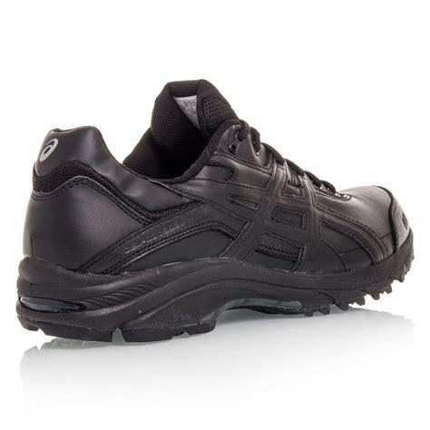 asics gel odyssey wr d mens walking shoes black