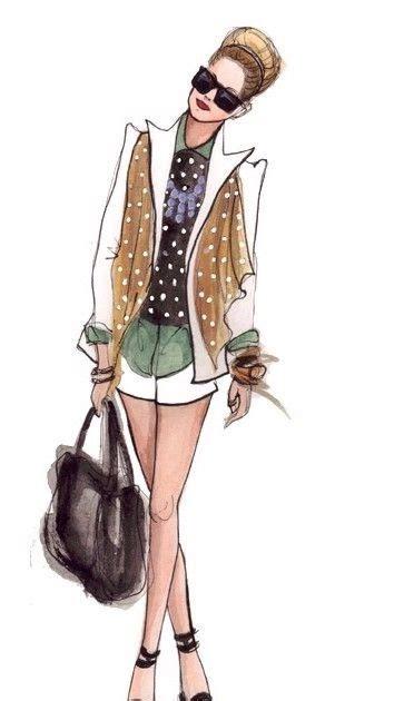 Fashion Senshukei 13 H Gs3525 13 fashion sketches modern fashion illustration details http