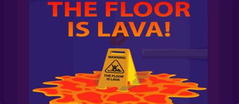 The Floor Is Lava by Floor Is Lava Challenge Cheats Tips Tricks How To Get