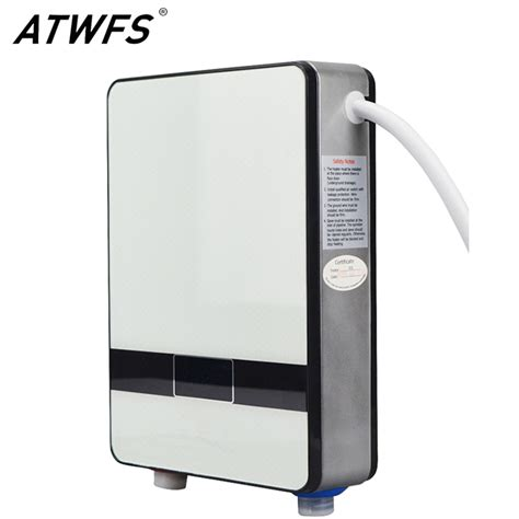 Sharp Instant Water Heater atwfs high quality instant tankless water heater 6500w
