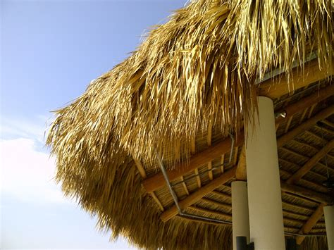Tiki Hut Material by Thatch Bamboo Global Fireproof Solutions Inc