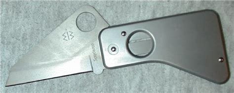 spyderco wallet knife flat tools for wallet carry wha s in your wallet page