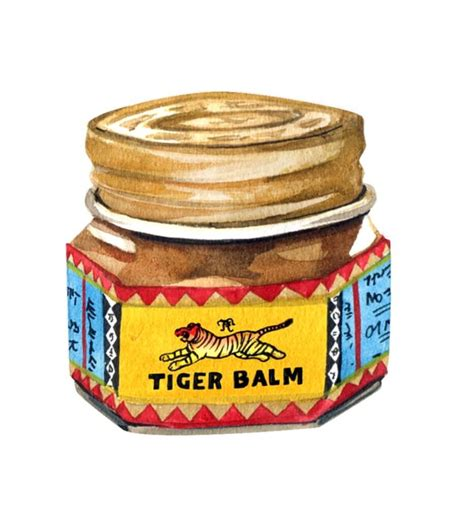 better than tiger balm eye of the tiger victory journal