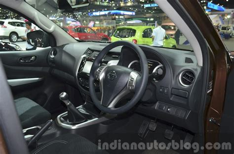 nissan navara 2008 interior 2015 nissan navara interior at the 2014 thailand
