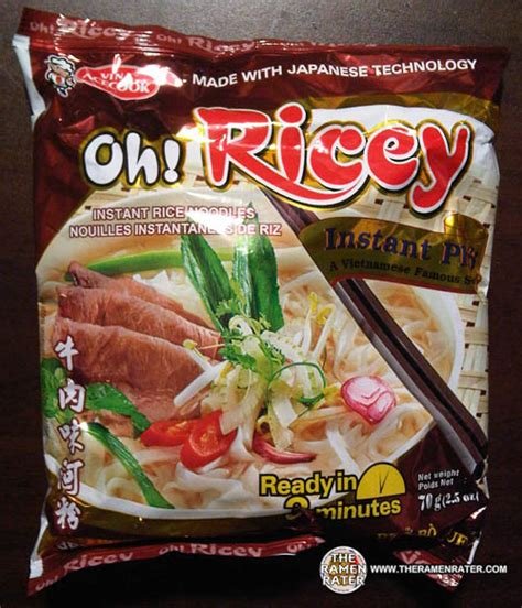 Korean Cook Si Hans Rice Noodle With Spicy Flavored Seafood Sup oh archives the ramen rater