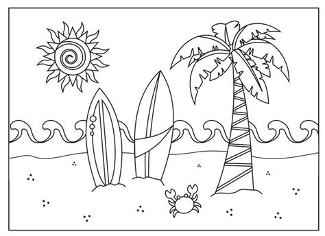 summer printable coloring pages oozed info
