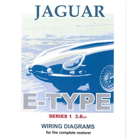 jaguar e type series 1 wiring diagram jaguar wirning