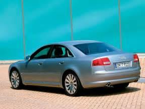 05 Audi A8 Audi A8 4 2 Quattro D3 2003 05
