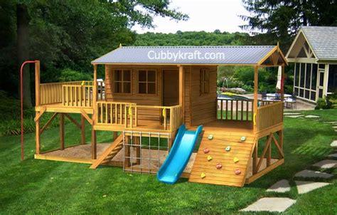 Panda Pack Kids Gym Cubby House Playground Equipment